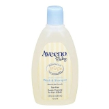 Aveeno Baby Review & Giveaway!