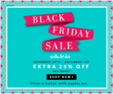 Black Friday jewels: Extra 25% off sale items
